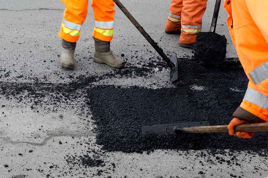 Asphalt overlay - The Pavement Group