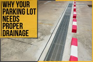 Why Your Parking Lot Needs Proper Drainage